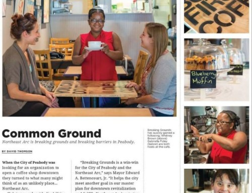 Northeast Arc's BREAKING GROUNDS featured in this month's Northshore Magazine – Aug 2017