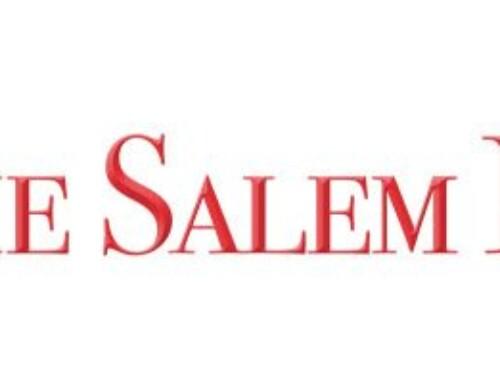 Salem News Posts Photos of Pet Therapy at Danvers High